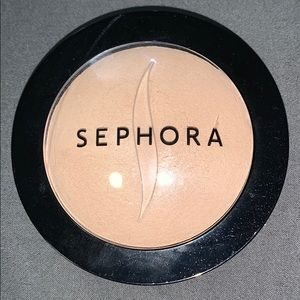 Sephora Microsmooth Baked Face Compact in Light